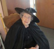 Still Enjoying Halloween at 104