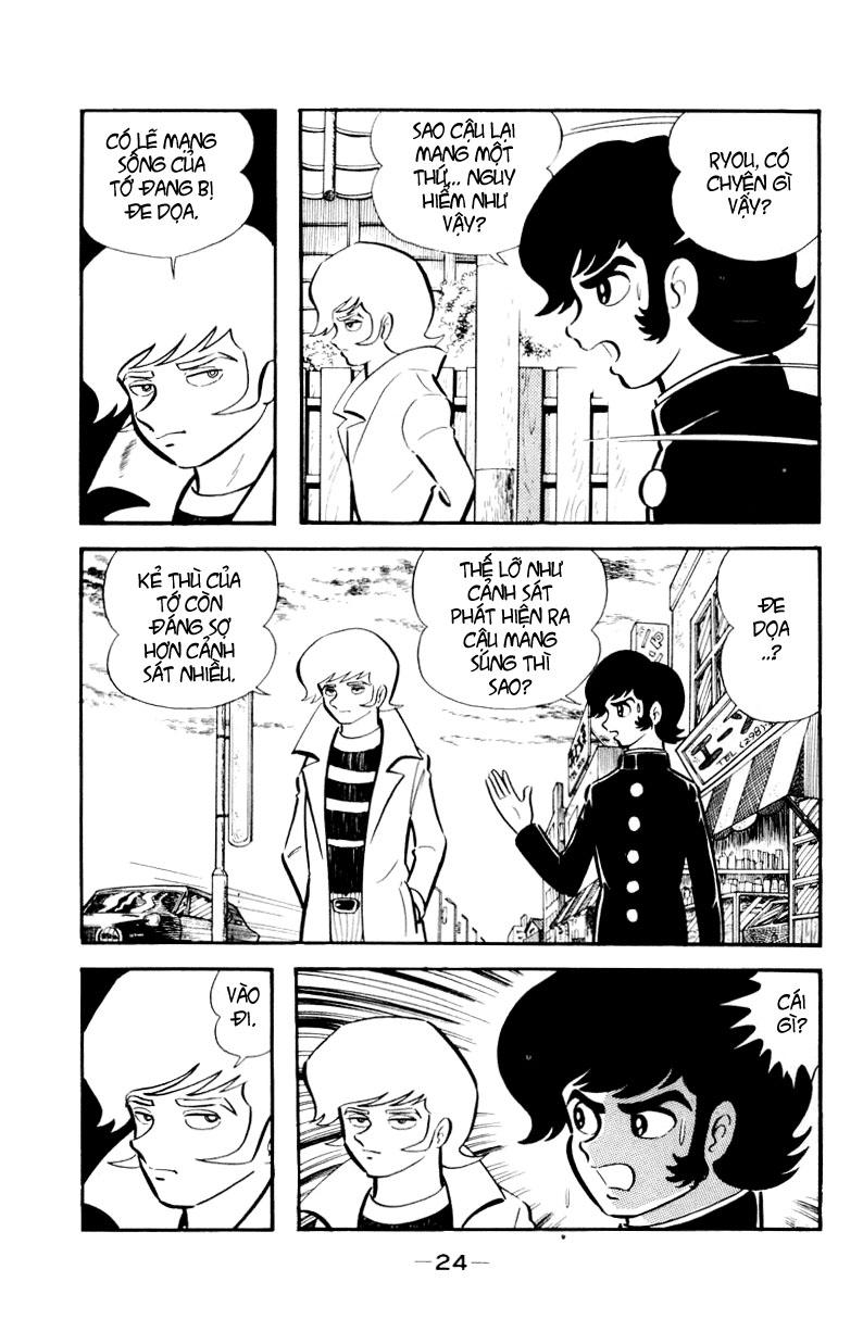 DevilMan chapter 1.2 trang 18
