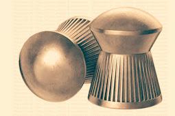Dua Struktur Pembuatan peluru atau mimis
