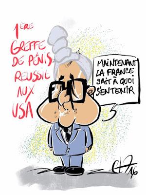 Voilà, voilà... ©Guillaume Néel