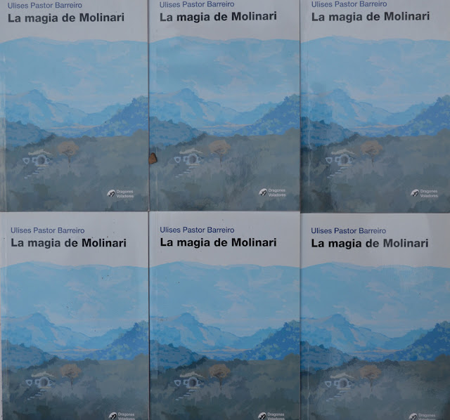 El nuevo libro de Ulises Barreiro puede ser adquirido llamando al 76534345