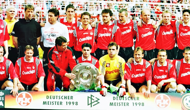 Grandes Times: o Kaiserslautern de 1997-1998