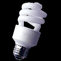 Instalaciones eléctricas residenciales - foco ahorrador