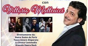 Vittorio Matteucci, La voce non mente: stage a Giugliano