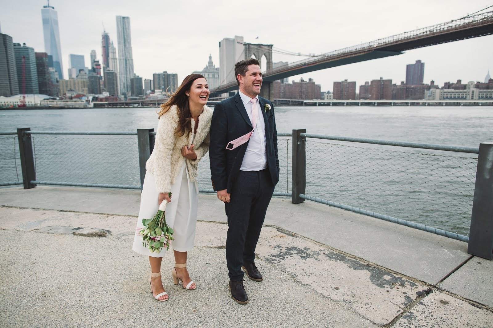 NYC City Hall Elopement | Documentary wedding photography by Cassie Castellaw