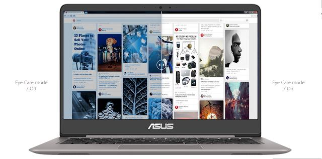 Asus Zenbook UX410UQ dari bayu skak