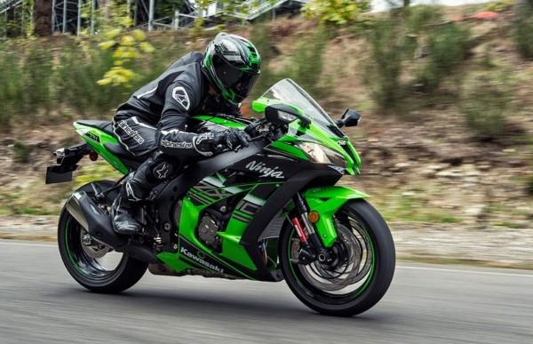 Kawasaki ZX10R in 2016 With Best Options