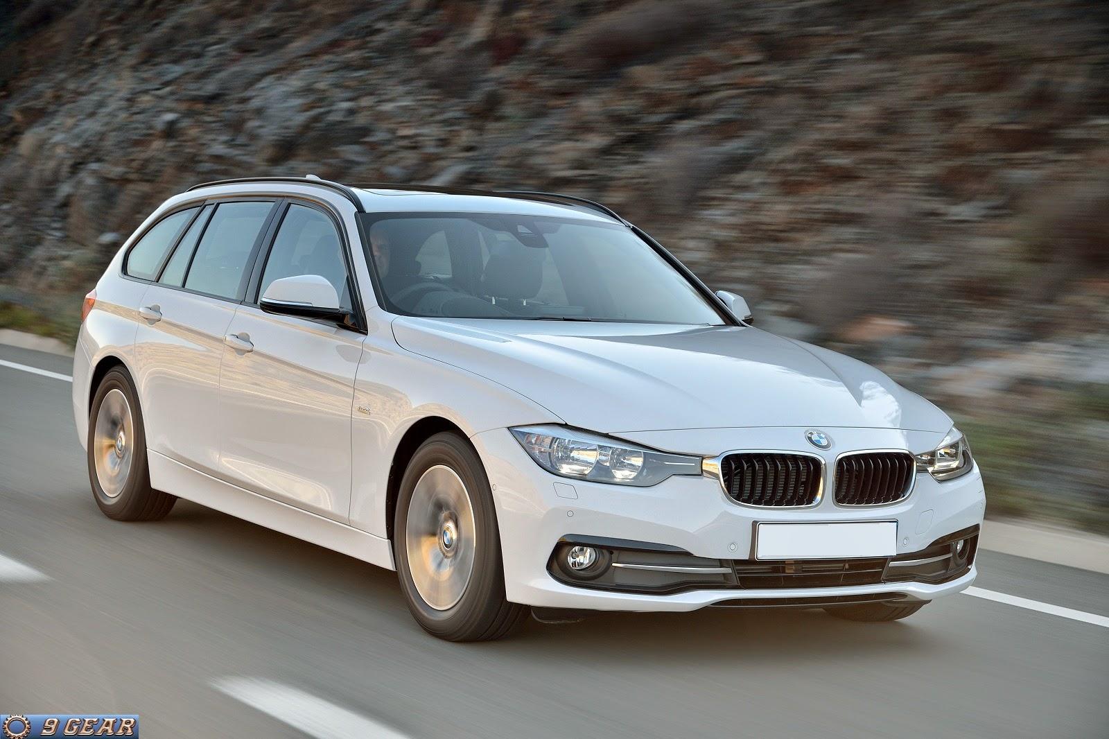 BMW 3 Series Touring Sports Wagon 2016
