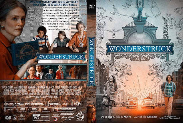 Wonderstruck DVD Cover