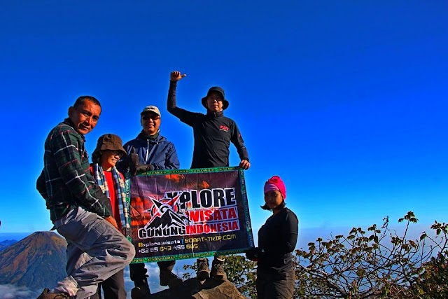 Paket Trekking Gunung Sumbing