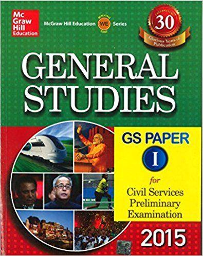 TMH Manual 2015-General Studies Paper I