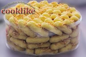 Resep Kue Kastengel Keju Renyah