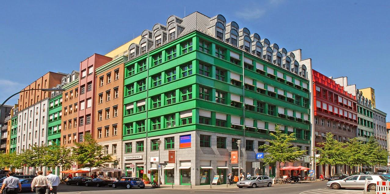 Postmodernisme Architectuur