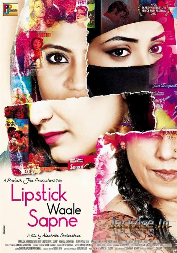 Lipstick Under My Burkha- Trailer - Bollywoodirect