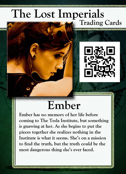 Ember-Trading-card