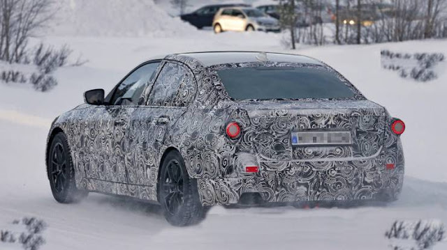 2018 BMW 3 Series G20 Specs Price and Release date