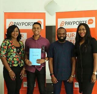Miyonse becomes Payporte pioneer foodstore ambassador