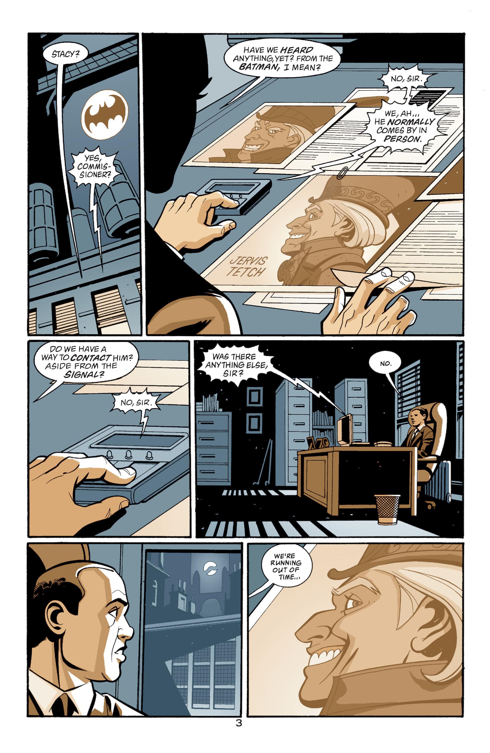 Detective Comics (1937) 760 Page 3