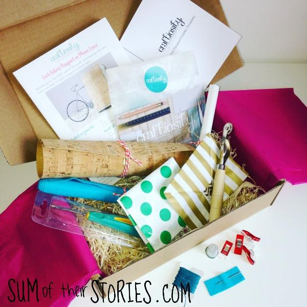 Craftiosity Craft Kit Box