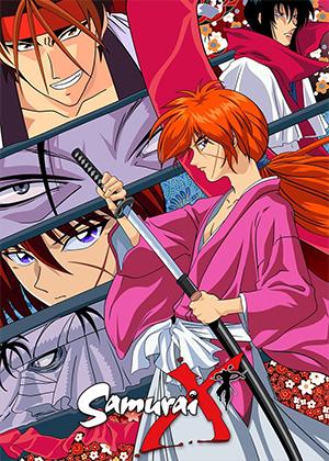 Samurai X [95/95] [HDL] 55MB [Latino] [MEGA]