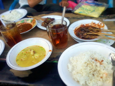 Resep dan cara membuat sate matang khas Aceh