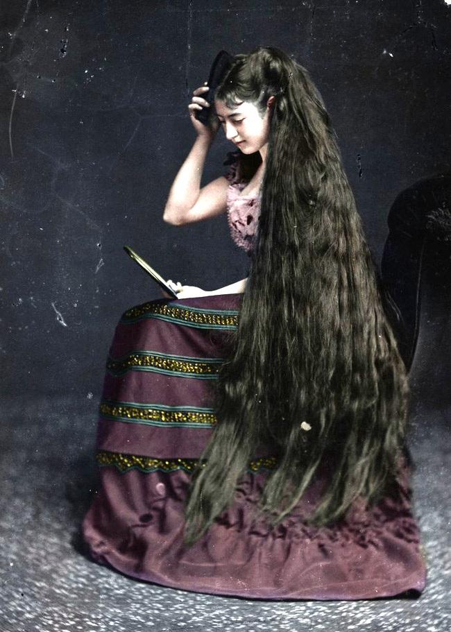Hình ảnh phụ nữ ngày xưa và ngày nay_5