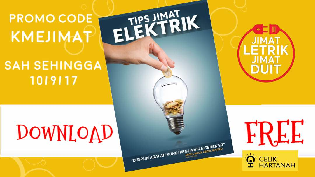 Ebook Pera Tips Jimat Elektrik