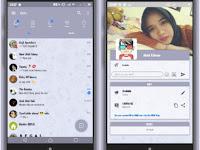 BBM Mod E-BBM Versi 3.3.7.97 Apk