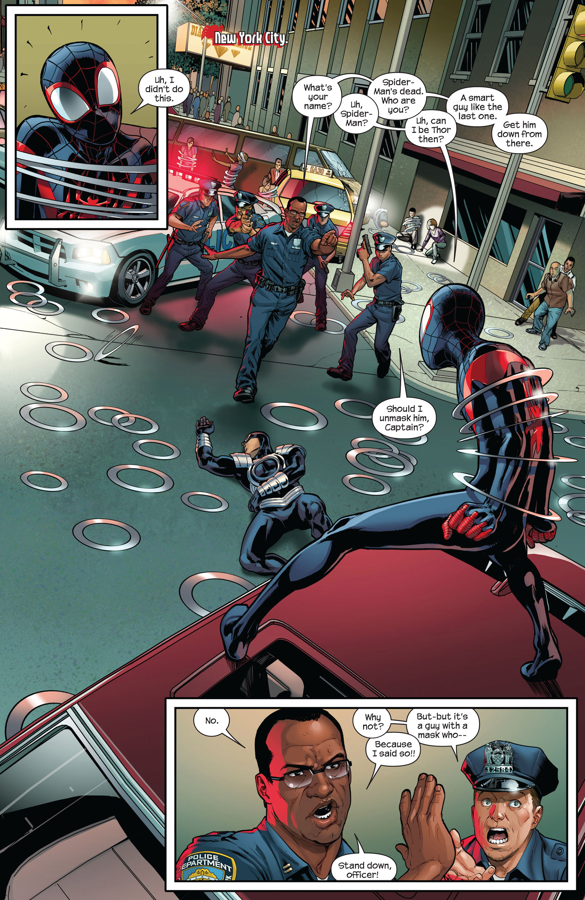 Read online Ultimate Comics Spider-Man (2011) comic -  Issue #9 - 3