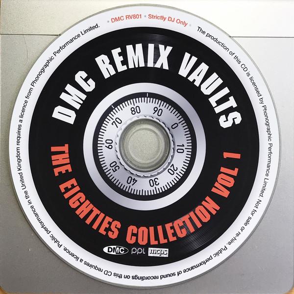 MUSIC REWIND: DMC - Remix Vaults - The Eighties Collection 1