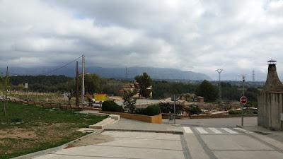 Els Hostalets de Pierola. Montserrat
