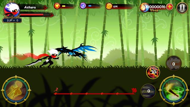 Stickman Quest v1.04 Apk Mod [Dinero]