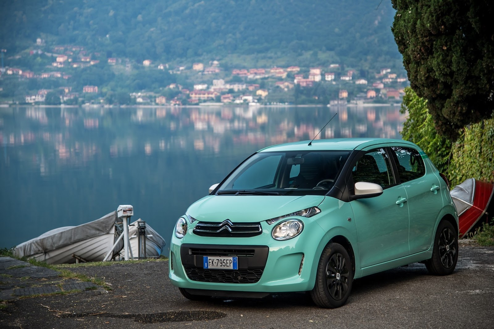 Citroen C1 Pacific Edition Is Exclusive To Italy Carscoops