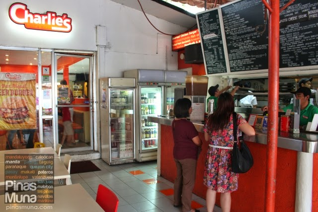 Charlie's Grind & Grill in Kapitolyo, Pasig City