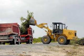 Avanza construcción vial Cayo Coco Jiguey