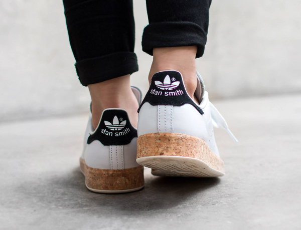 stan smith luxe cork brasil