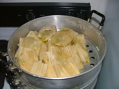 tamales un platillo muy mexicano