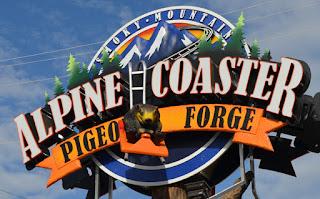 Smoky Mountain Alpine Coaster Attraction