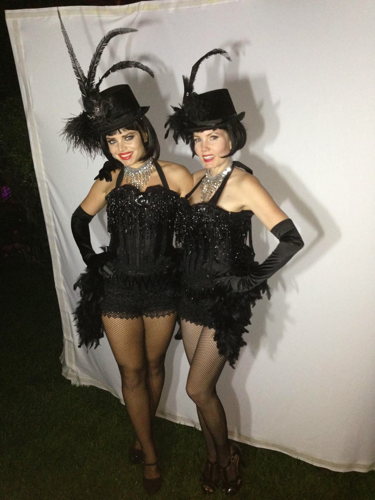Burlesque Gatsby Dolls...