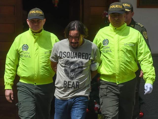 Cae El Pablo Escobar de hoy, ands de parrando con El Popeye ex sicario de El Patrón