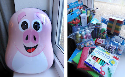 NatWest bank, NatWest competition, NatWest Pigs by Kids Competition