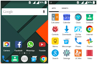 Official Android Lollipop 5 KAT UX Rom For Samsung Galaxy Y GT-S6102