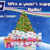 WIN A YEAR'S SUPPLY OF BELLA HYGIENE PRODUCTS