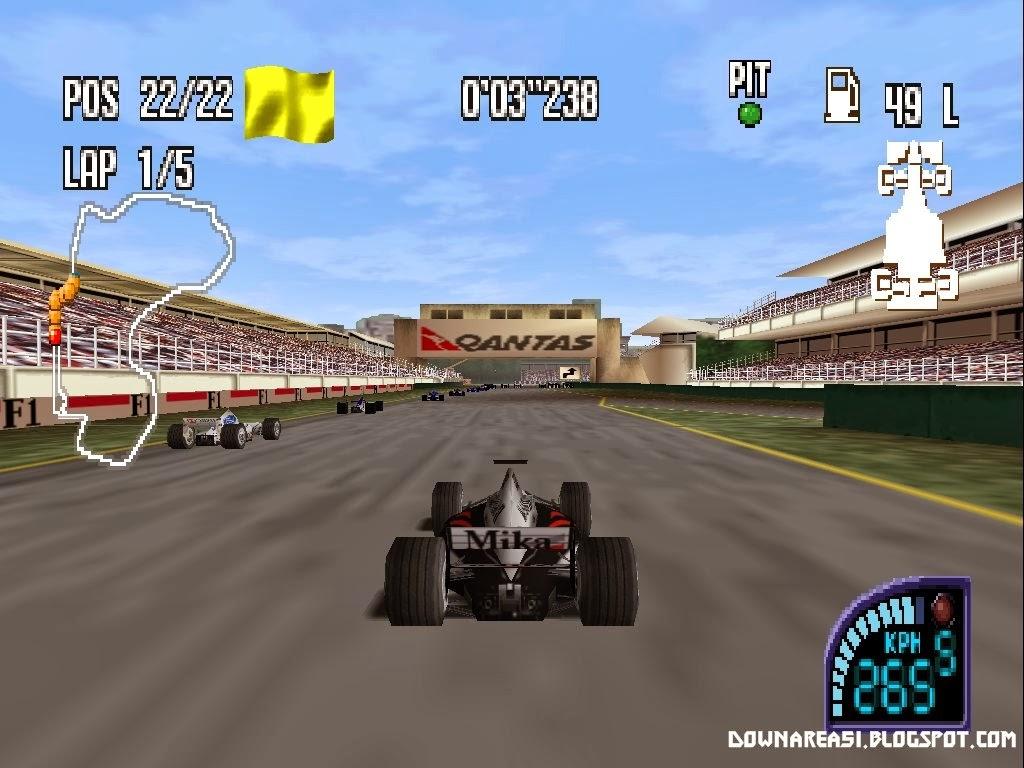 F1 Racing Champhionship Nintendo 64