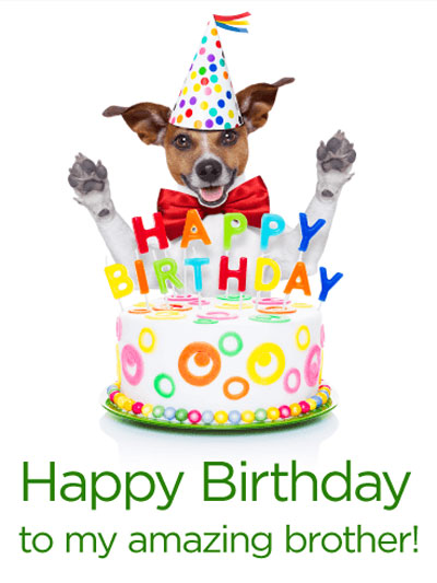 Best Birthday Wishes | Quotes | Messages and Images for Brother form Elder Brother or Sister