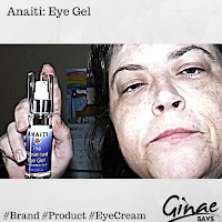 Product Review: The Advanced Eye Gel by Anaiti