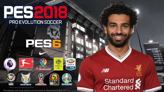 PES6 VBR Patch [ PC & PS2 Versions ] 2018-2019 - Released