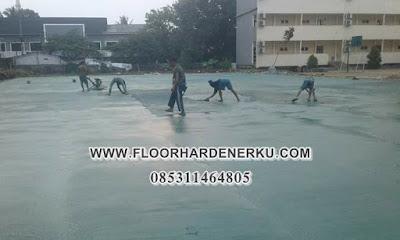 Jasa Floor Hardener Surabaya