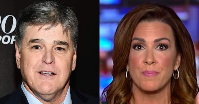 Hannity defiant after Fox News execs ask him to stop calling Sara Carter 'investigative reporter'