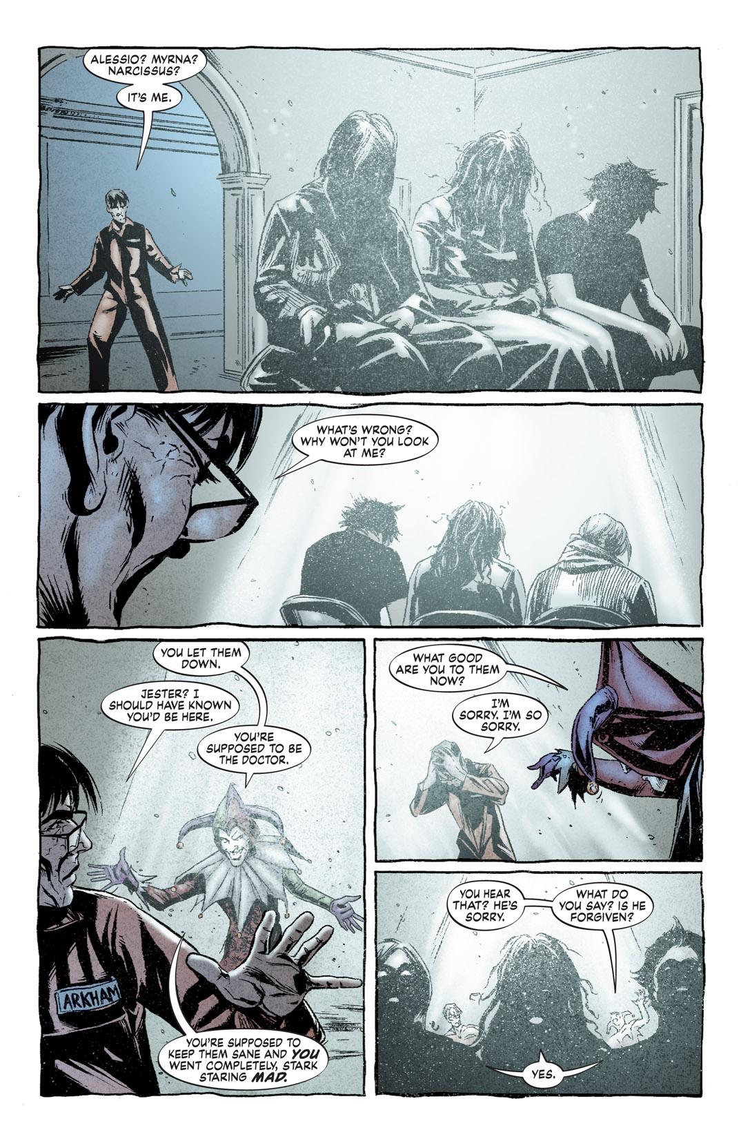 Detective Comics (1937) 864 Page 16